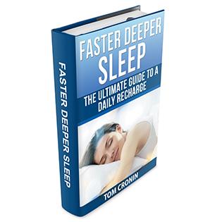 Faster Deeper Sleep 3D Cover_315